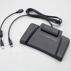 Olympus Foot Control RS-31 part of the AS7000 Transcription Kit
