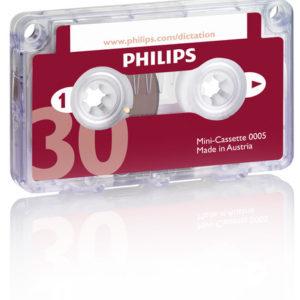 LFH 0005 Philips Mini Cassette Tapes 15 Min each side | Raltone