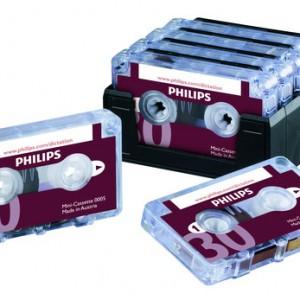 Philips Mini Cassette Tapes 15 Min each side   Raltone
