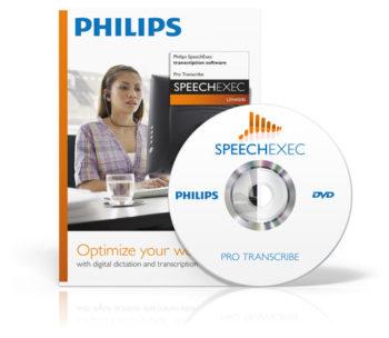 Philips LFH4500 Pro. Digital Transcription software