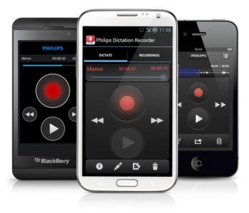 Philips SmartPhone Recording software | Raltone