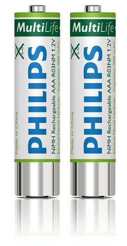Philips Rechargeable Batteries LFH-9154