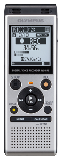 Digital Voice Recorder WS-852
