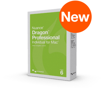 Dragon Professional 6 for MAC